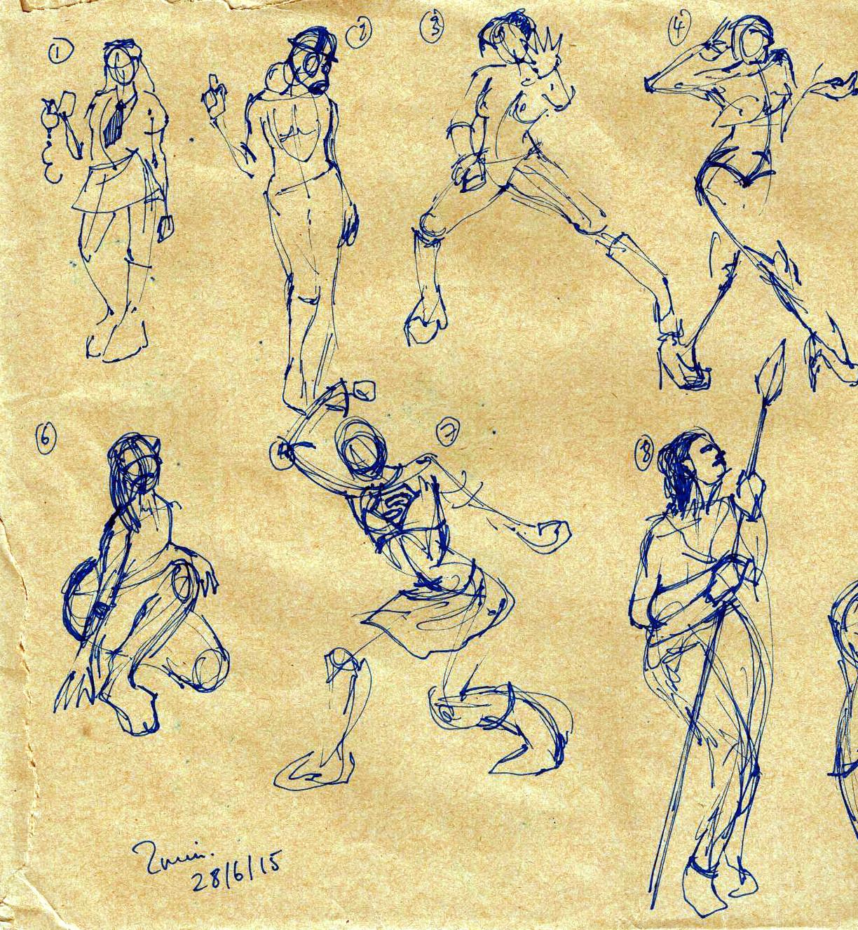 gestures – Wordslye